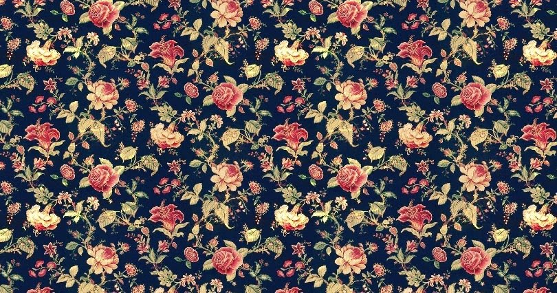 Floral Wallpaper Pattern Tumblr Is Free HD