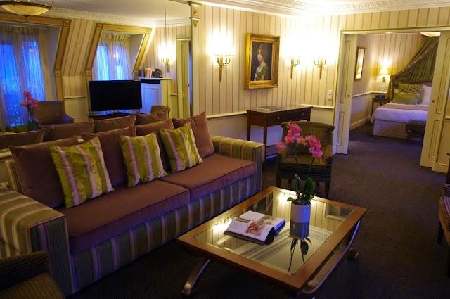 Hotel Napoleon Luxury Hotel Paris Suite