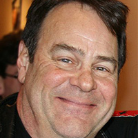 July 1—Dan Ackroyd
