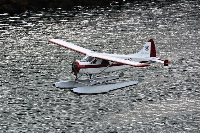 Ketchikan Alaska flyby