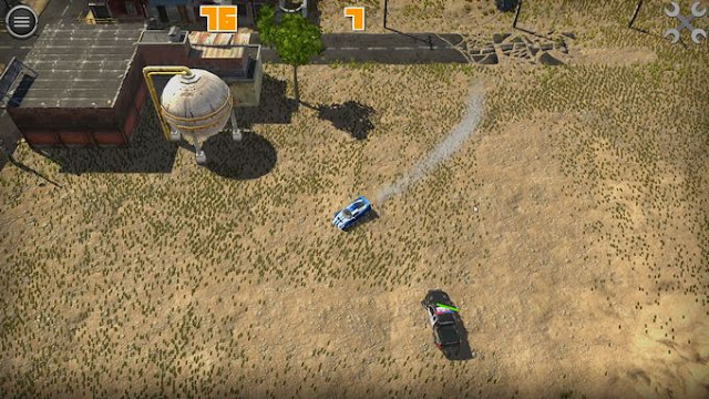 screenshot-2-of-police-car-chase-pc-game