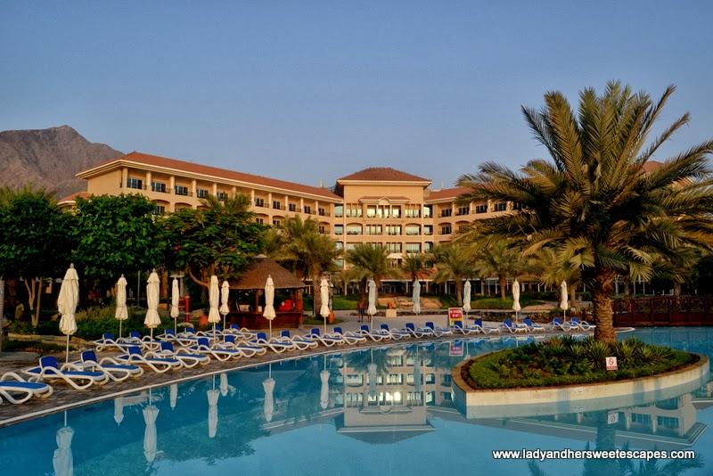 Star Hotels In Fujairah