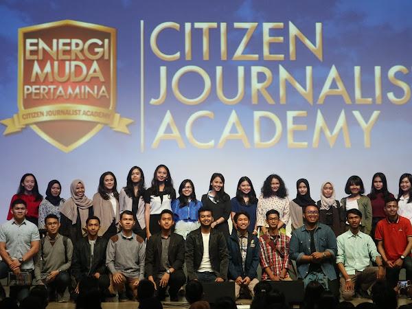3 Hal 'Keren' Yang Pasti Kita Temukan Di Citizen Journalist Academy 2017