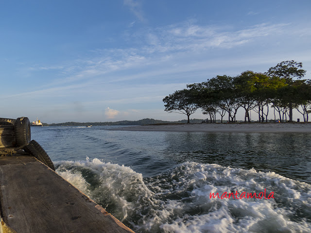 Changi jetty