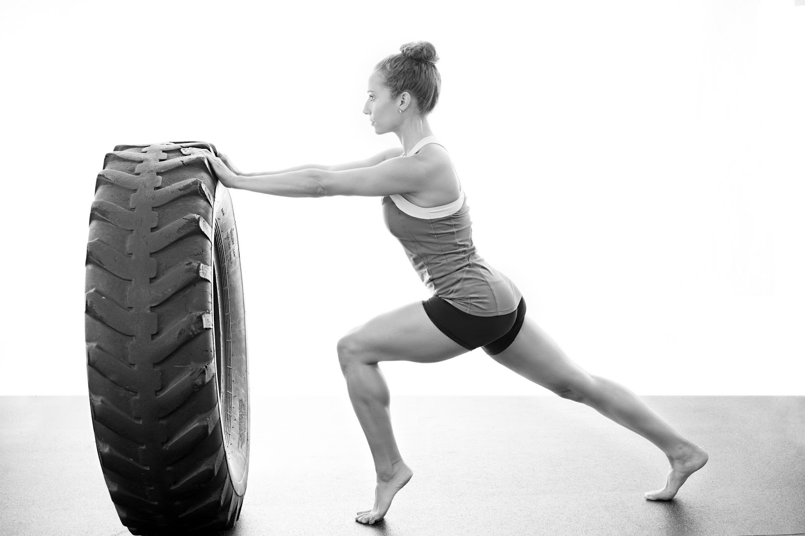 Tire Flip Exercise Tips How to