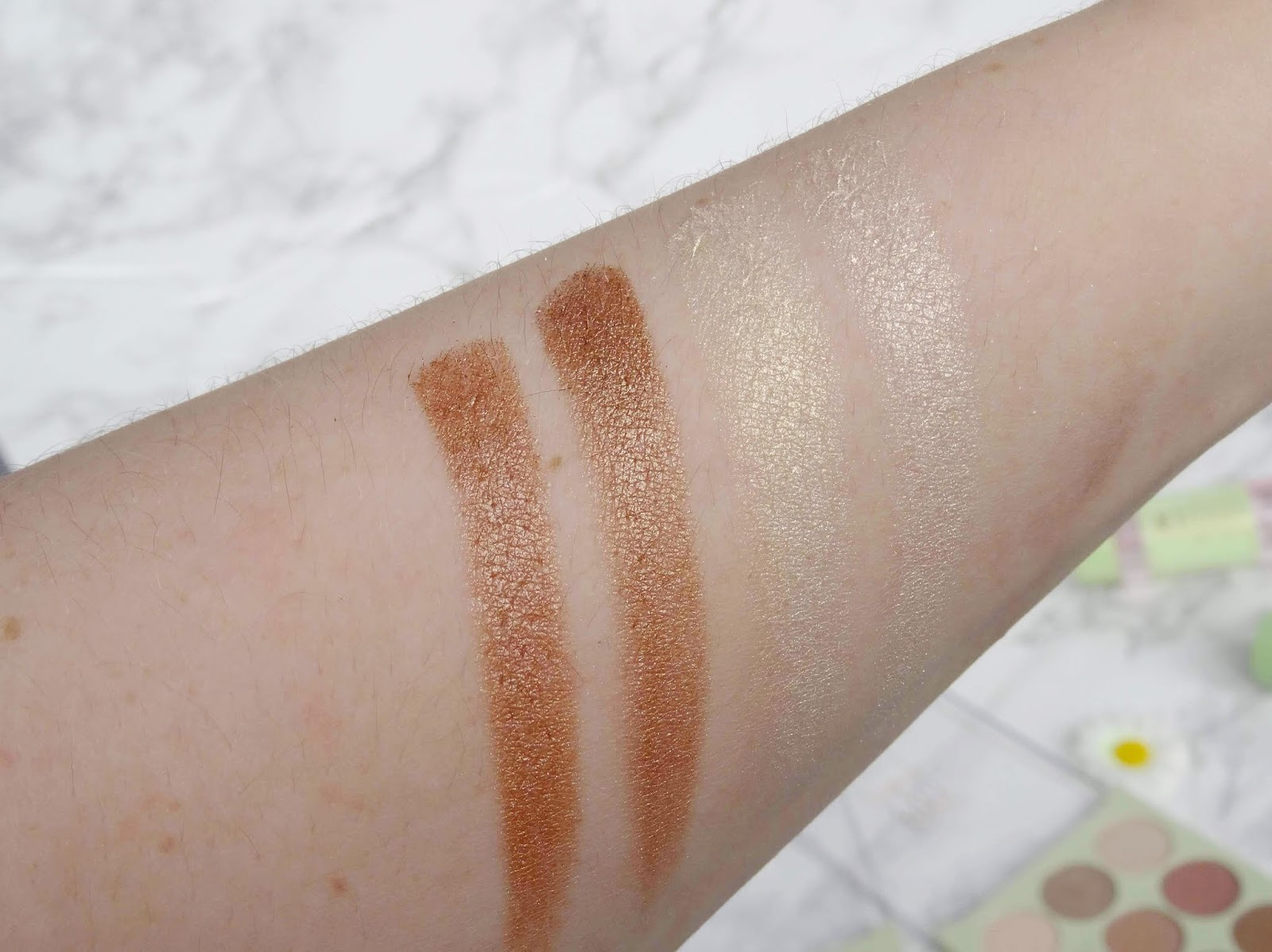 Pixi Eye Reflection Shadow Palettes Review+Swatches