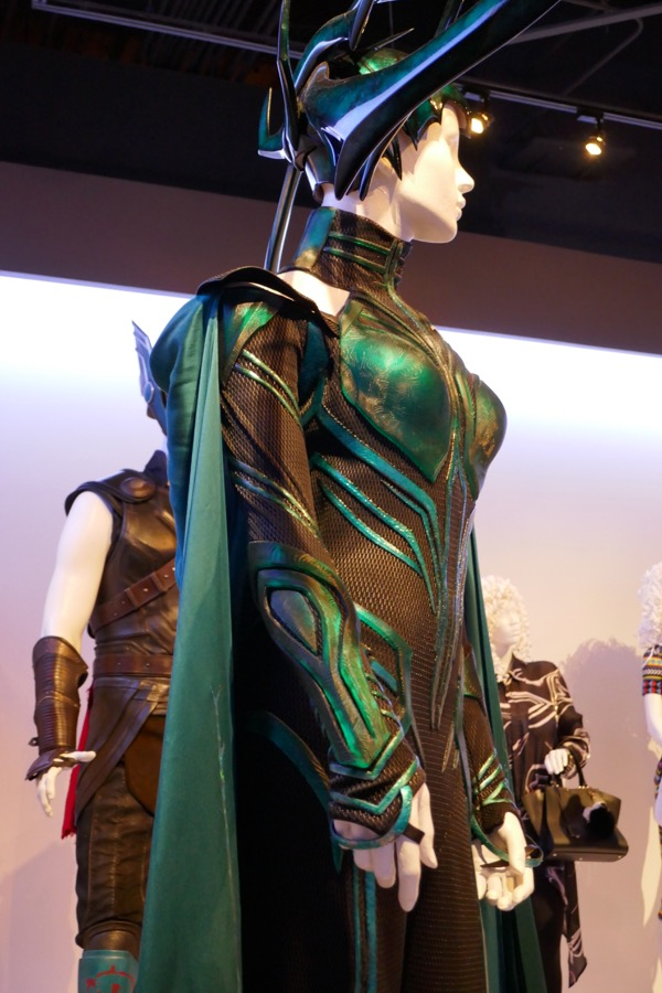 Hollywood Movie Costumes And Props Hela Valkyrie Loki