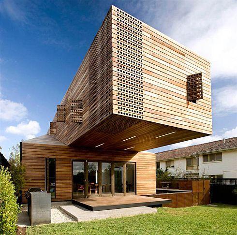 7 rumah bergaya minimalis dengan desain unik
