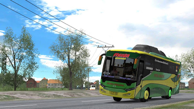 Mod Scorpion X BSW Co AC Edit Eko Up Diny ETS2