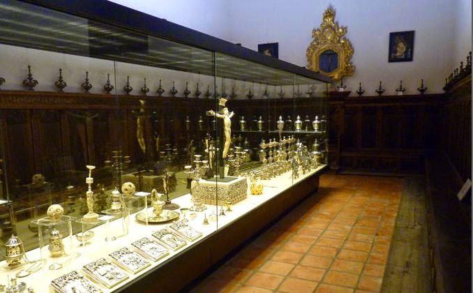 El tesoro de la Catedral.