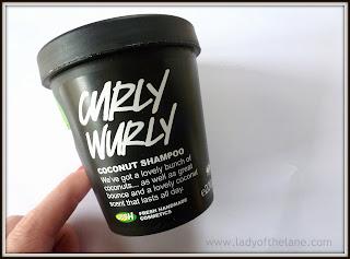 Lush Curly Wurly