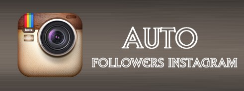 Auto Followers Instagram