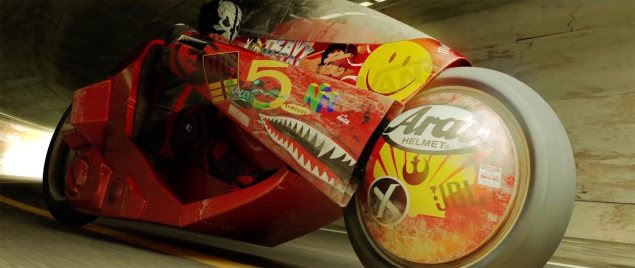Sharktooth Kaneda Bike