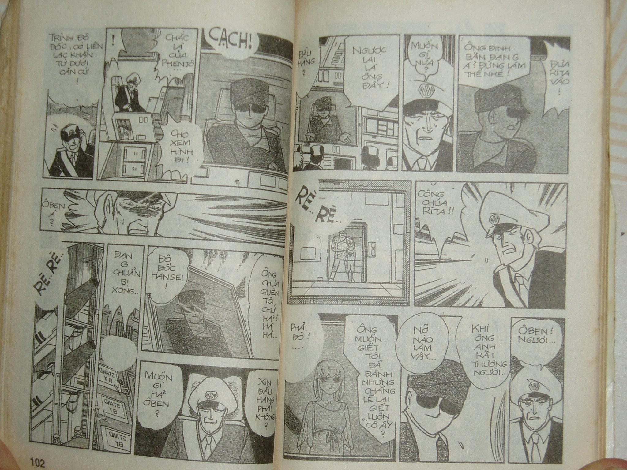 Siêu nhân Locke vol 13 trang 49