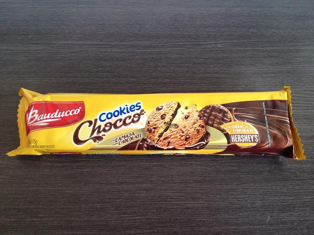 chocco+cookies+bauducco Direto da Prateleira: Cookies Chocco da Bauducco