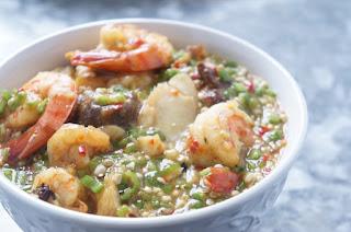 Food of the day: Ila Alasepo ( Ultimate Okra Gumbo soup)