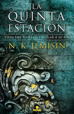 LIBRO - La quinta estación N.K. Jemisin (Nova | Ediciones B - 24 Mayo 2017) Novela Fantasía épica - literatura COMPRAR ESTE LIBRO EN AMAZON ESPAÑA