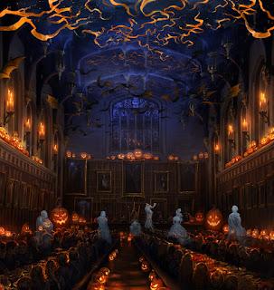 La Festa di Halloween (Momento 1)