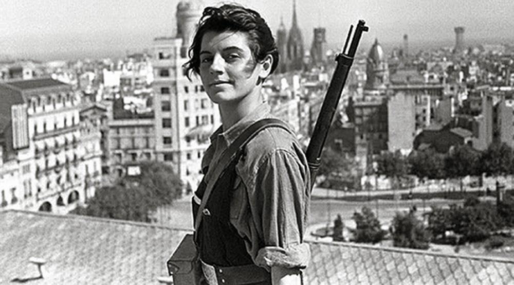 Guerra en Madrid  Diez fotografías impactantes de la Guerra Civil ... 5ca51d5b88ec