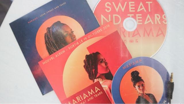 """Mariama offre un des plus beaux projets de l'automne 2018 avec son second opus """"Love, Sweat and Tears"""""""