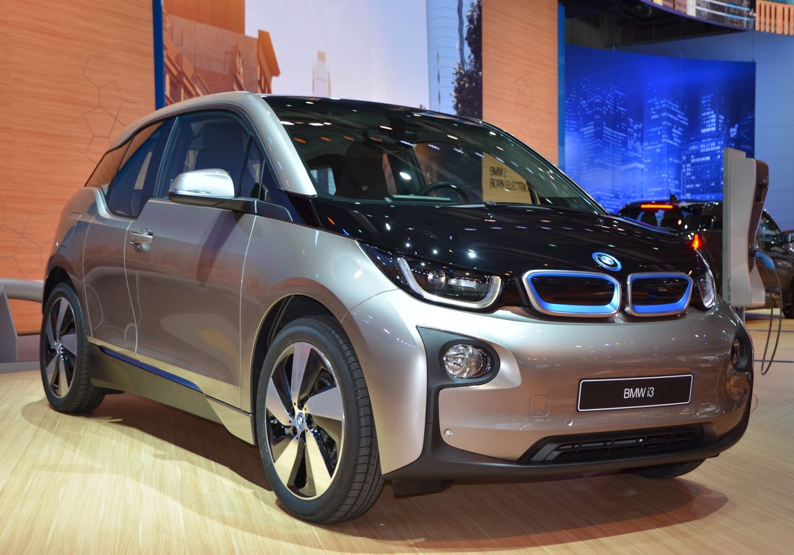 The Electric Bmw I3 Bmw I3 I See Your True Colors