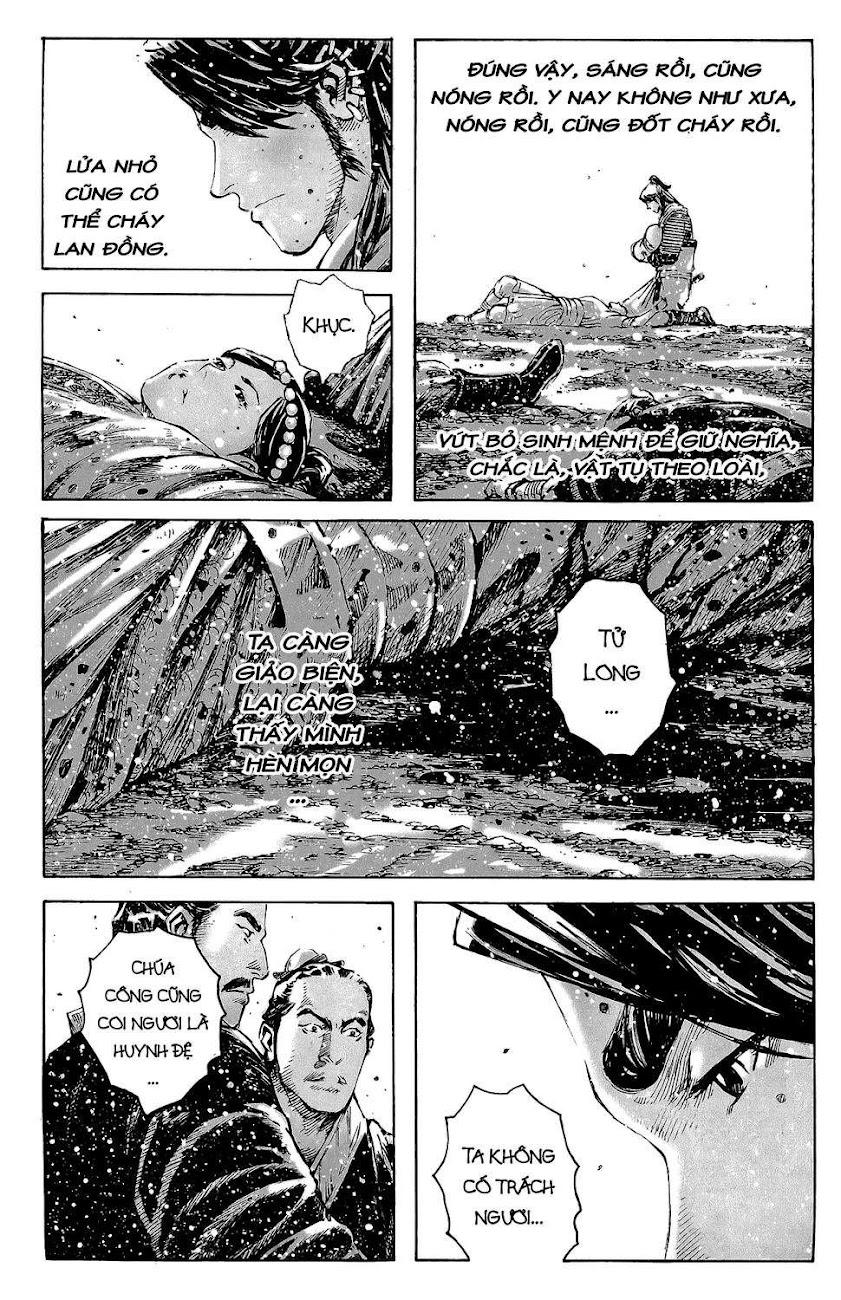Hỏa phụng liêu nguyên Chương 387: Huyết bất bạch lưu [Remake] trang 19