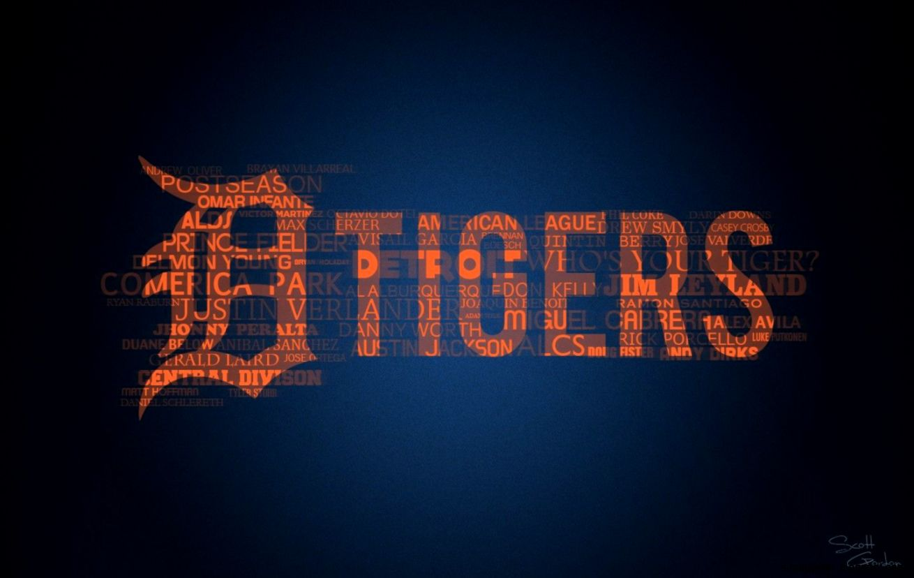 Detroit Tigers Wallpaper Image Wallpapers