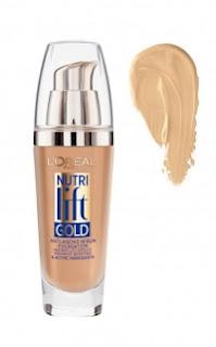 Fond De Ten Anti-Rid L'oreal Nutri Lift Gold - 150 Creamy Beige
