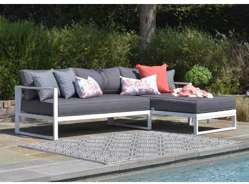 Stylish Outdoor Patio Sofas & Sectionals | Love My Simple Home