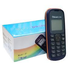 Spesifikasi Handphone Brandcode B1