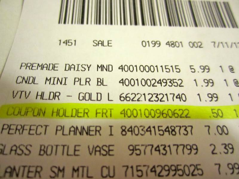 adorable 50 cent carrot coupon book blair blogs