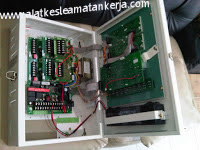 master control panel fire alarm system