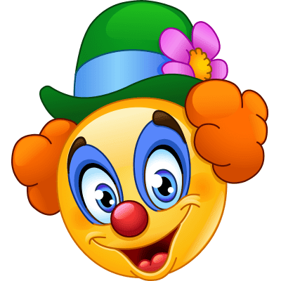 Clown Smiley
