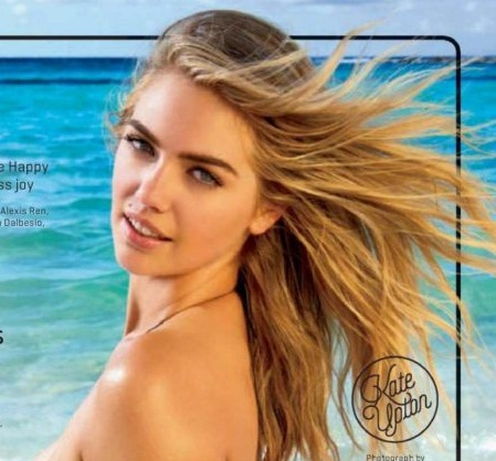 Kate Upton Hot Images from New Photoshoot