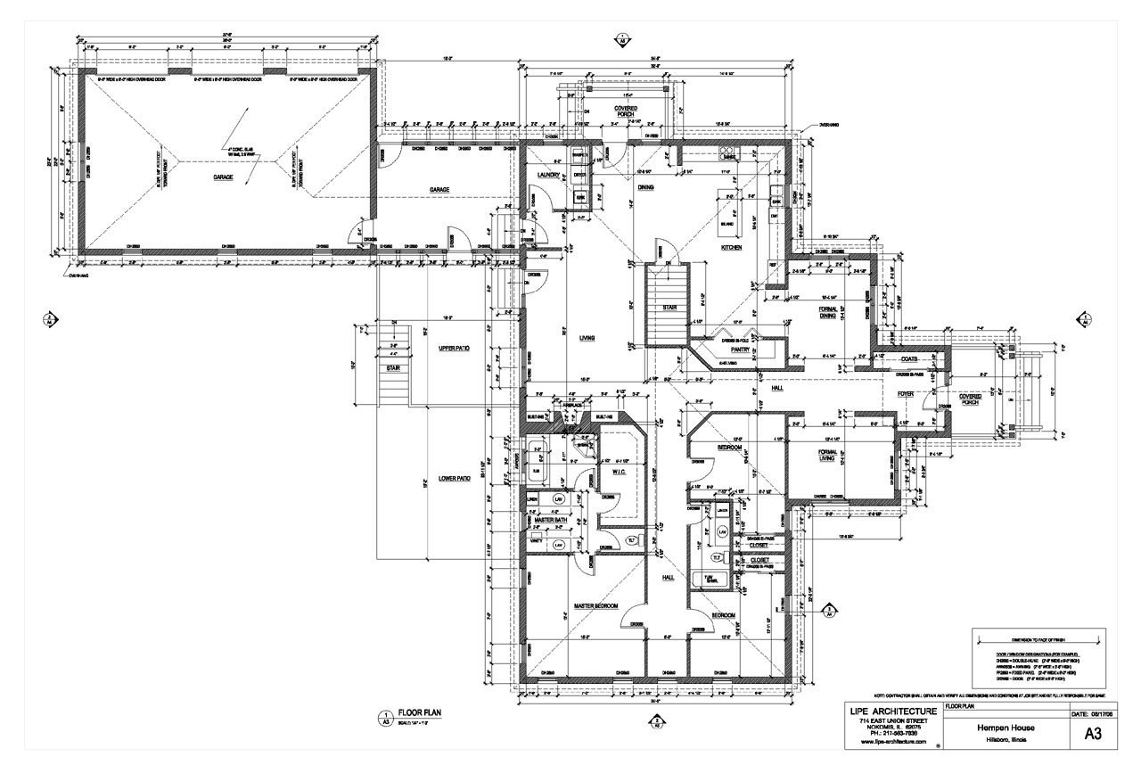 Design Home Pictures: Architectural Design Drawings