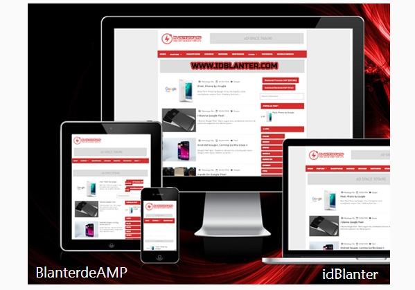 download template AMP gratis di sini