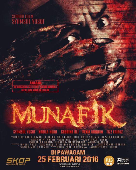 Download film Munafik 2016 Malaysia Subtitle Indonesia