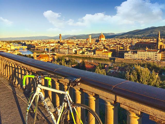 Ingressos para aluguel de bicicleta em Florença