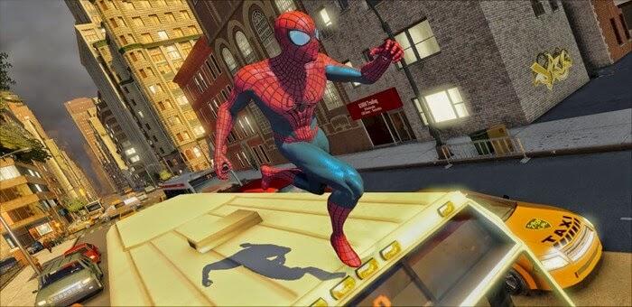 Telecharger the amazing spider man 2014 pc les jeux pc gratuit - Jeux de ultimate spider man gratuit ...