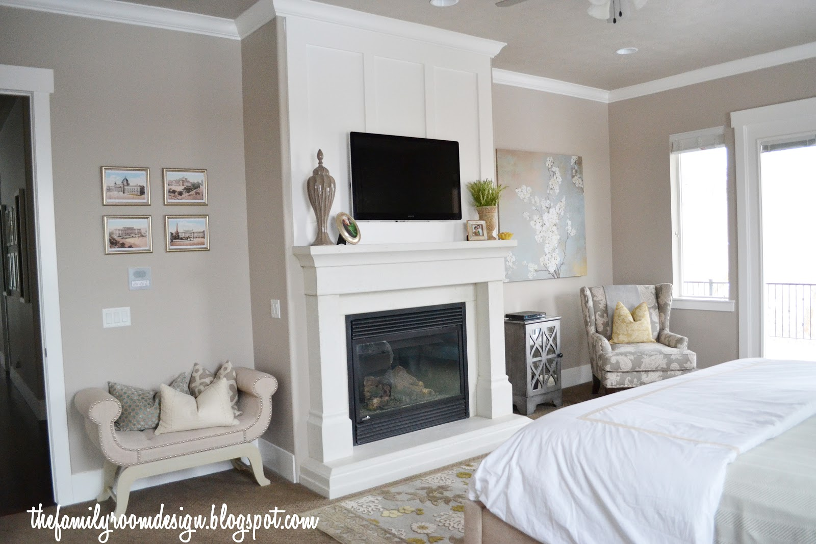 Sita Montgomery Interiors: Sita Montgomery Interiors: Master Bedroom Updates And A