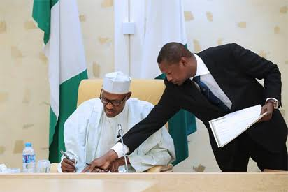 Buhari Disagrees With AGF, Orders EFCC To Prosecute Diezani, Adoke, Others