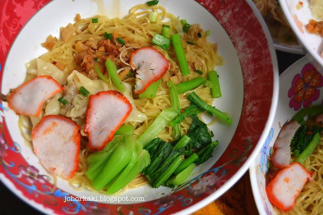 Soi-19-SabX2-Thai-Wantan-Noodles- Mee-Pratunam-Bangkok