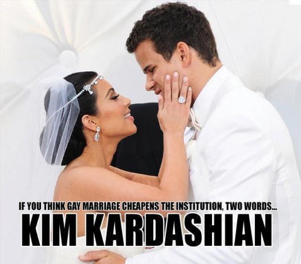 Kim Kardashian Gay 94