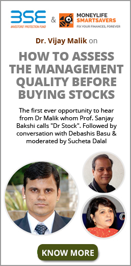 Investor Club Session at Moneylife, Mumbai on Assessing Management Quality before Buying Stocks by Dr. Vijay Malik called Dr. Stock by Sanjay Bakshi, Debashis Basu, Sucheta Dalal