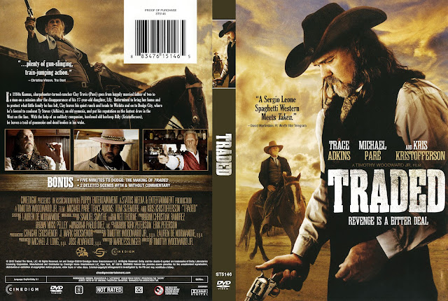 Traded DVD Cover