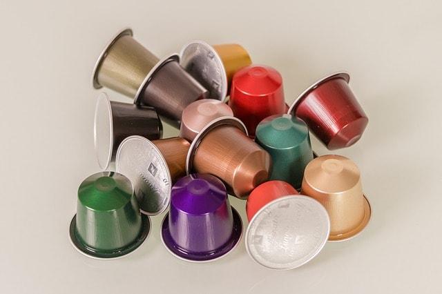 Día Mundial del Reciclaje: 12 errores frecuentes a la hora de reciclar. Cápsulas de café