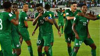 Super eagles ready for afcon