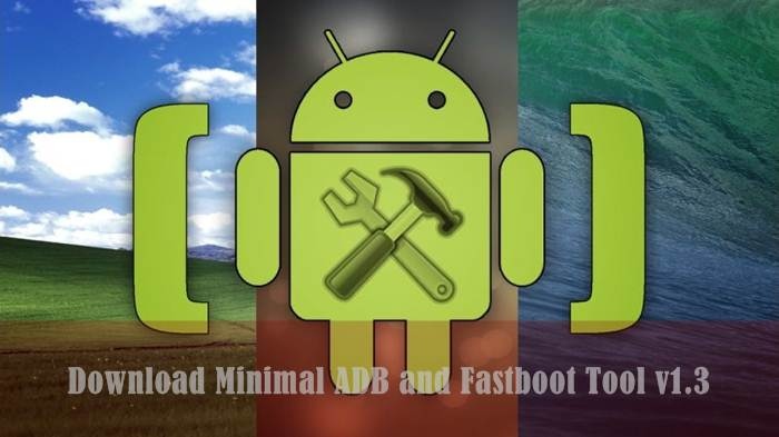 [TOOL] Download Minimal ADB and Fastboot Tool v1.3