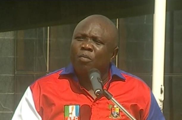 Governor Ambode of Lagos state