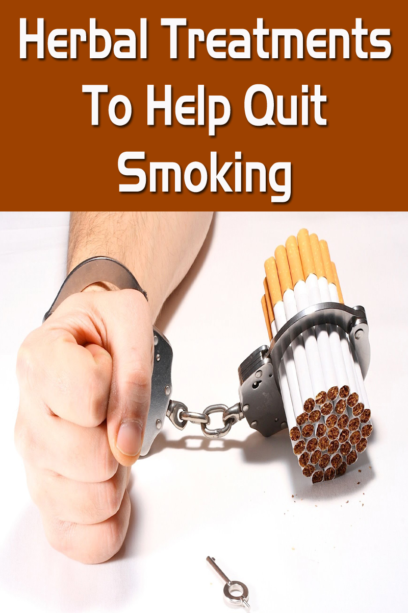 Herbal Treatments To Help Quit Smoking